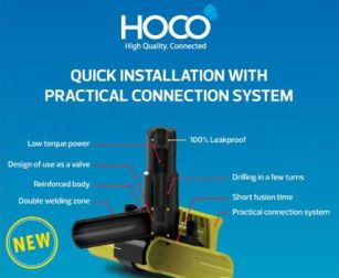 Products HOCO ELECTRO FUSION FITTING